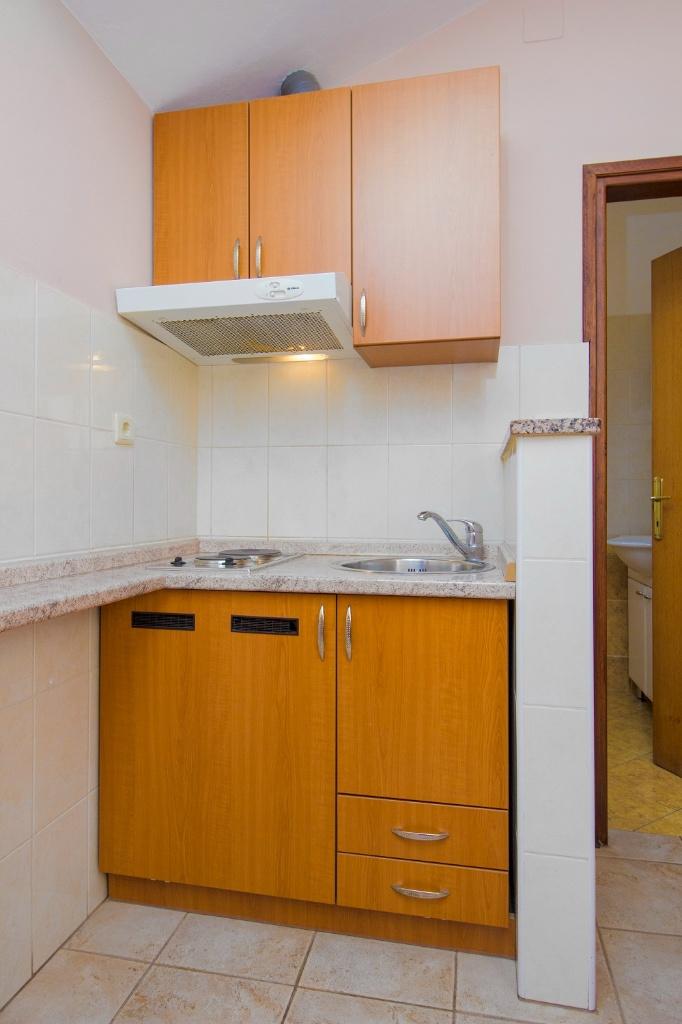 Triple studio apartment